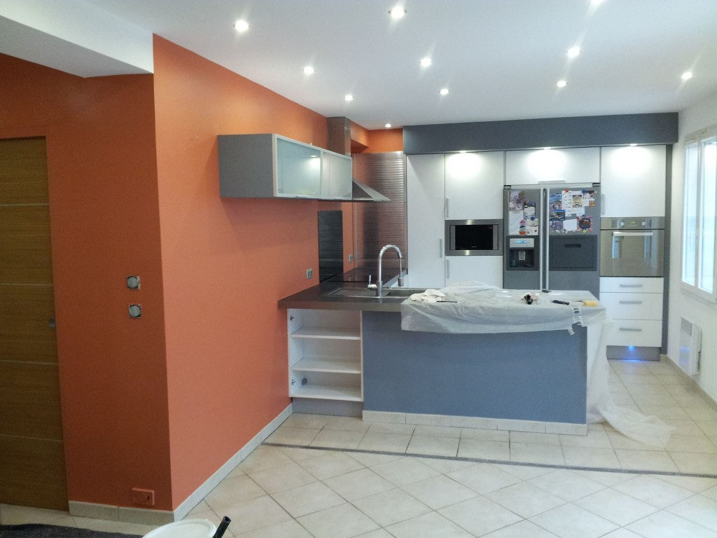peinture int rieur atelier chavin peinture. Black Bedroom Furniture Sets. Home Design Ideas